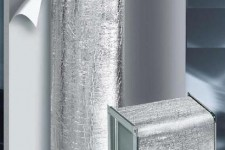 K-Flex H Duct metal
